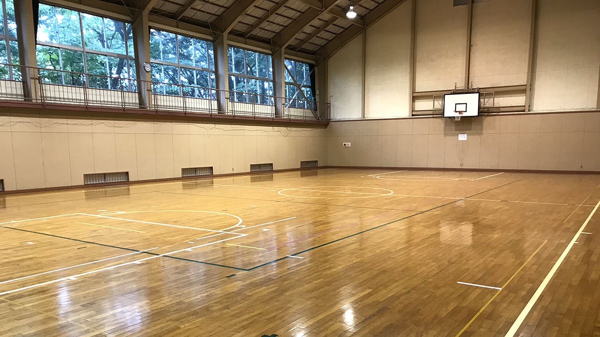 体育館   施設紹介   三条市グリーンスポーツセンター